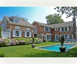 East Hampton Village Rental What a Beauty!