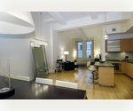 "FLATIRON CONDO 2 BEDROOM 2 BATH + HOME OFFICE- 13"" CEILINGS AMAZING BUY"