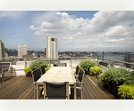 Dramatic Views Townhouse  feel   in this Amazing Penthouse  Two Bedroom DUPLEX! w/ Terrace