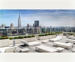 Midtown West 42nd Street 2 Bedroom Apartment in a Luxury Condominium
